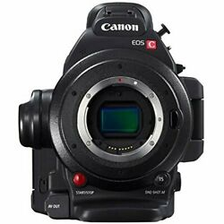 Canon Eos C100 Mark Ii Cinema Eos Camera With Dual Pixel Cmos Af Body Only