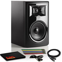 Jbl Professional 306pmkii Studio Monitor Includes 10ft Xlr Cable And Cable Ties