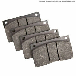 For Jaguar S-type Lincoln Ls And Ford Thunderbird Front Brake Pads Gap