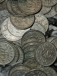 Lot Of 500 Lucky Wedding Sixpence Coins Great Britain 1947 -1951 George Vi