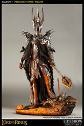 Sideshow Sauron Premium Format Lord Of The Ring Statue 1/4 Scale New In Box