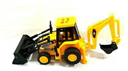 1995 Toy State Industrial Cat Caterpillar Tractor Moves And Makes Sounds Works