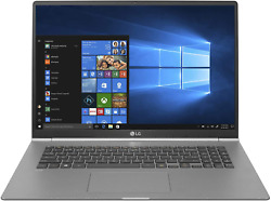 Lg Gram 17z990-r.aas9u1 Thin And Light Laptop 17 2560 X 1600 Ips Display In