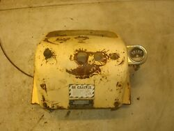 1956 Case 311 Tractor Dash Instrument Panel Cowling 300