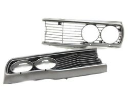 Fit Toyota Hilux Rn20 Rn25 Truck Pickup 1972-1978 Front Grill Grille Gray Color