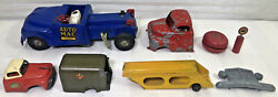 Vintage Wind Up Toys Collectibles And Tin Cars