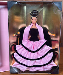 Brand New Highly Collectible Limited Edition Barbie Doll Escada Barbie