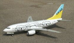 Xrp Airliners 737-700 Electric Ducted Fan Scale Rc Airplane Epo Pnp V2 Nib