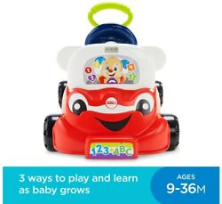 Fisher-price Laugh And Learn 3-in-1 Smart Car Unopened Box
