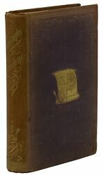 Autographs For Freedom Julia Griffiths First Edition 1st 1854 2nd Series