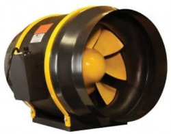 Can-fan Max Fan Pro Series 16 2343 Cfm 3-speed Can Group In Line/duct