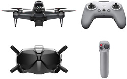 Dji Fpv Combo With Motion Controller - First-person View Drone Quadcopter Uav Wi