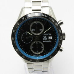 Tag Heuer Wristwatch Carrera Ringmaster Limited Ss Cv201x From Japan N0904