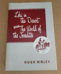 Rare Lehi In The Desert And The World Of The Jaredites -hugh Nibley-mormon/lds