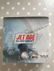 Atlas Editions jet Age Military Aircraft 4675106  Boxed And Sealed