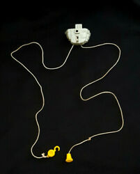 Marx Navarone Top Pulley Piece Plastic Vintage 1970s Wwii Playset Accessory