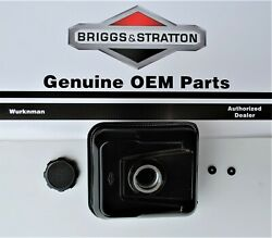 Genuine Oem Briggs And Stratton 591025 Gas / Fuel Tank For Lawn Mower