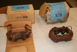 Nos 1967 Mustang , Fairlane, Shelby Kelsey Hayes Disc Brake Calipers