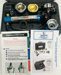 Cornwell Quality Tools Msm-100k Cooling System Pressure Tester Kit With Case