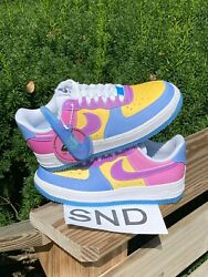Nike Air Force 1 07 Uv Reactive 'color Changing' W   Da8301-100
