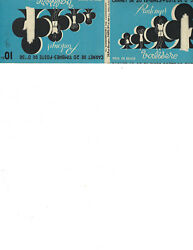 French Carnet Stamp Booklet 112 Yvert 283 C57 Mnh