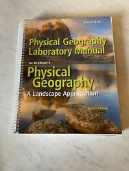 Physical Geography Laboratory Manual Darrel Hess Spiral 12th Edition O5