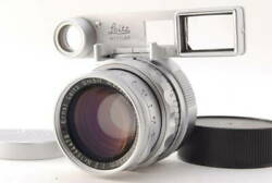 Ab Leica Dr Summicron 50mm F2 With Glasses Former Type 4521