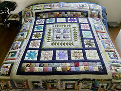 Amish Quilt For Sale Amish Sampler Quilt Amish King Quilt Amish Queen Quilt