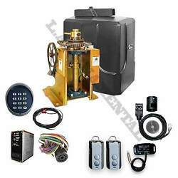 Ramset 30-30 1 Hp Gate Openers Kit 4 Automatic Door Operator For Residential.
