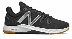 New Balance Menand039s Trnr Shoes Black With Tan