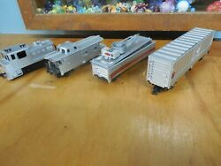 Vintage 1985 Tyco Transformers Toy Electric Train And Battle Set