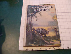 Check It Out Successful Farming Mag 1925 May Cows Cover