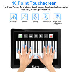 Eyoyo 15 Inch Touch Screen Monitor 150anddegwide Angle With Vga/hdmi/usb For Camera