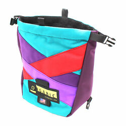 Organic Climbing Deluxe Bucket Gear Chalk Bag - Colours Will Vary One Size