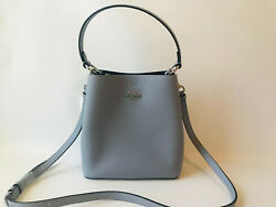 NWT Coach 1011 Small Town Bucket Bag in Pebble Leather Twilight $159.97