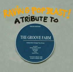 Various - Raving Pop Blast A Tribute To The Groove Farm - Cd.. - C6244c