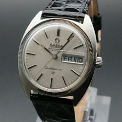 Omega Constellation C-line Vintage Overhaul Used Cal.751 Automatic Mens Watch