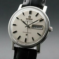Omega Constellation Vintage Overhaul Cal.751 Automatic Mens Watch Auth Works