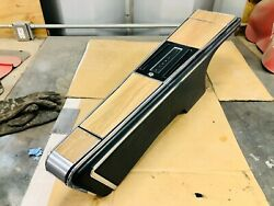 Restored 1966-1967-1968 Buick Riviera Floor Console W/shifter 66-68 Gs Complete