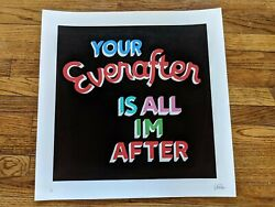 Espo Steve Stephen Powers Your Ever After Is All Iand039m After