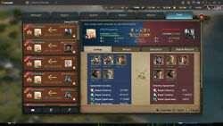 Game Of Thrones Browsergame Account - Gotwic Account - Strongandmobile