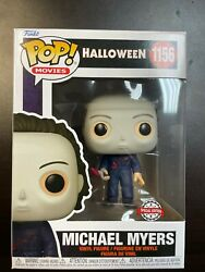 Funko Pop Michael Myers Halloween 1156 Special Edition Bloody