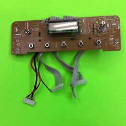 Antique Look 541.809 Turntable Cd Cassette Player Radio Board 280-129809-041