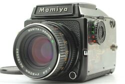 Rare Only One Model Mamiya M645 1000s 6x4.5 Film Camera With 80mm F2.8 Japan