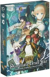 Delight Works Donate Grail War Fate/stay Night On Board Game