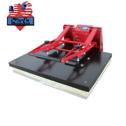 24 X 31 Clamshell Large Format Sublimation T-shirts Heat Press Machine 4500w