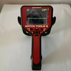 Matco Tools Mdautowave2 2-channel Scope, One Million Samples/second