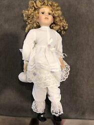 Andnbsp2 Porcelain Dolls- Anna And Meghan Cache Junction Collection
