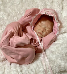 Reborn Baby Heavenly By Nicole Russell Full Limbs Mr Hair Sold Out Limited 💜