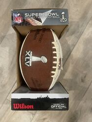 Wilson Super Bowl Xlv 45 Game Full Size Collectible Football Packers Steelers